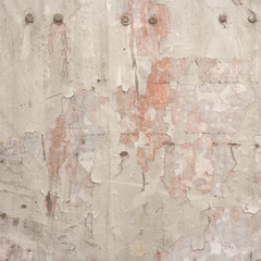 Fotobehang Oude vuile getextureerde muur metalic wall