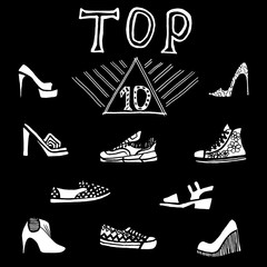 Shoes set top 10