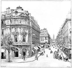 Vaudeville Theatre, Rue de la Chaussee d'Antin, Holy Trinity, vi