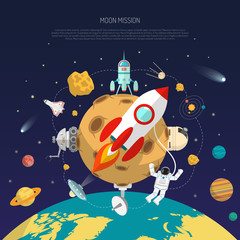 Space Mission Concept
