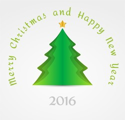 christmas tree and wish