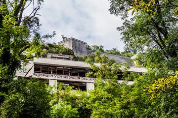 La Faculté des Sciences de Grenoble, abandonnée
