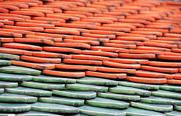 ceramic roof