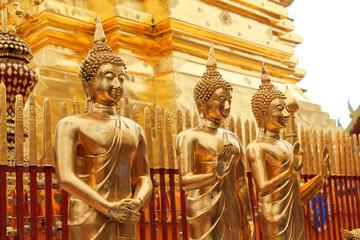 Wat Prah Doi Suthep Temple in Chiang Mai