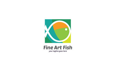 Fine Art Fish Logo