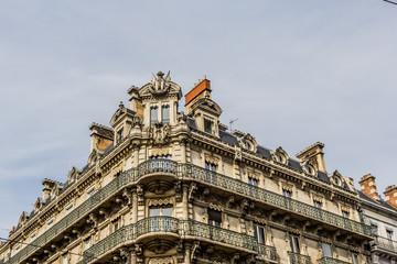 Immeubles de Grenoble