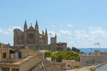 Catedral de Palma, Baleares, España