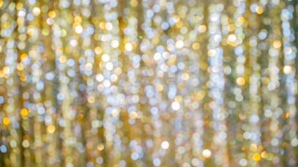 Boken abstract light blur