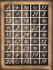 Weihnachten - Kalender