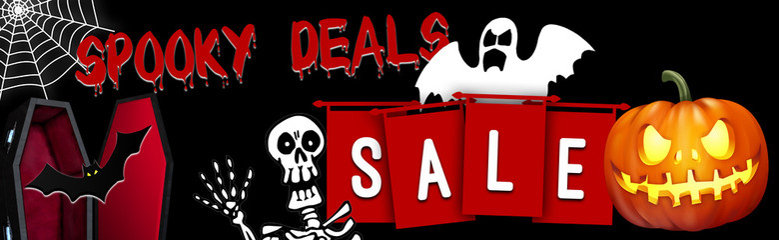 Halloween sale deals October 31st 2015