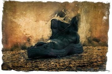 alter Schuh