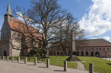 Zarrentin am Schaalsee - Feldsteinkirche