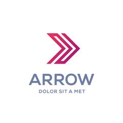 0ea0f61a277e0 Arrow Logo photos, royalty-free images, graphics, vectors & videos ...