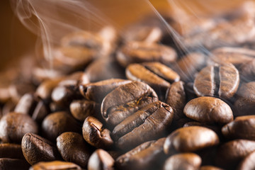 coffee beans fresh roast