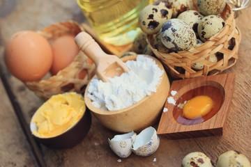 egg flour