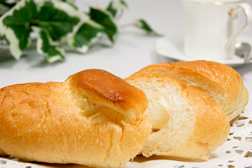 バターをたっぷり練りこんだ塩パン