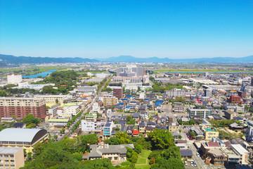 Kurume City, Fukuoka, Japan