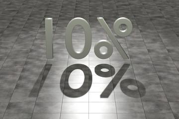 10% word
