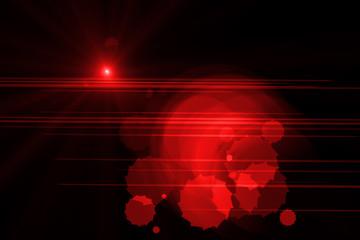 digital lens flare
