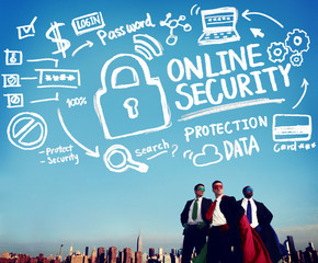 Online Security Password Information Protection Privacy Internet