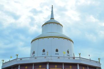 stupa at Phraya Suren temple