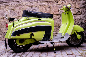 Scooter Retro Roller