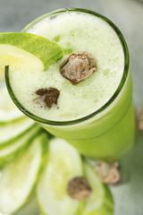 Cool Cucucmber Sour Plum Juice