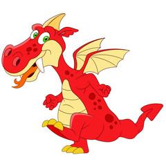 fantastic dragon