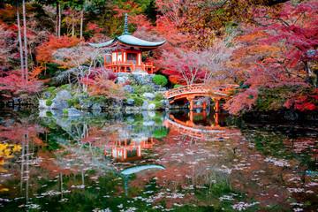 Daigo-ji is a Shingon Buddhist temple in Fushimi-ku.