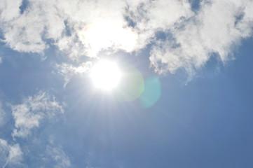 Resultado de imagem para sol quente