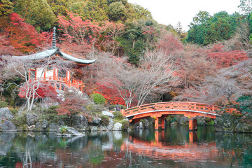 Daigoji temple Tokyo Japan