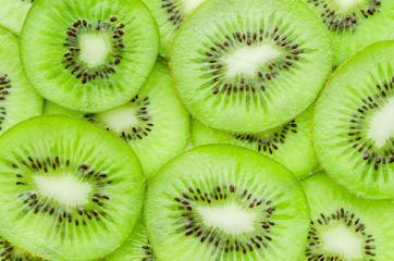 Kiwi fruit.