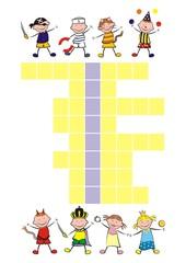 crossword, carnival