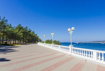 The Russian resort town of Gelendgik
