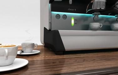 Macchina Caffè Espresso Cappuccino
