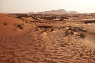 Rub Al Khali Desert, also known as the Empty Quarter