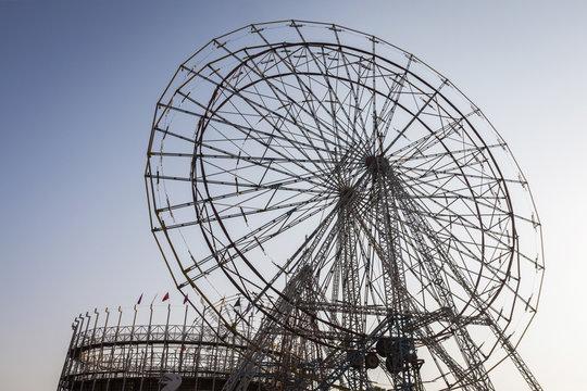 frame ferris wheel