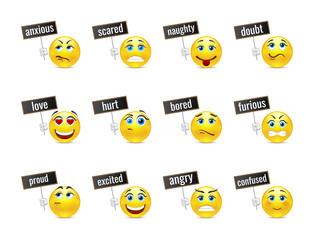Smiles emotions