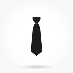 Necktie icon.