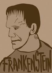 Frankenstein vintage