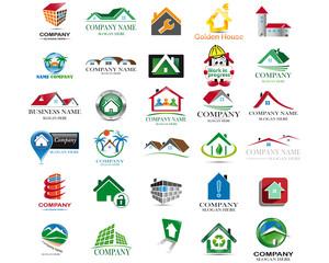 House icon set 5