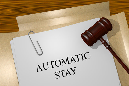 AUTOMATIC STAY concept