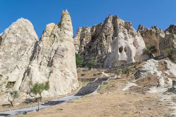 Goreme Open Air Museum, Cappadocia,Turkey
