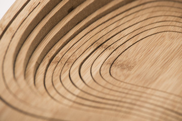 Soft Focus Wooden Board Texture lines