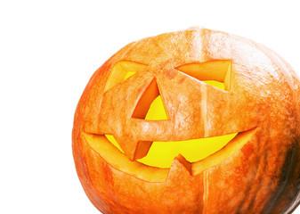 Jack lantern pumpkin for Halloween
