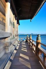 近江八景 満月寺浮御堂