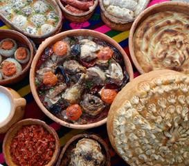traditional  food of macedonia