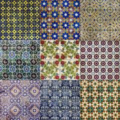 Fotomurales - Ceramic tiles, Lisbon, Portugal