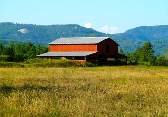 Faye's Barn