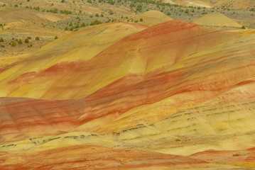 Painted Hills of John Day